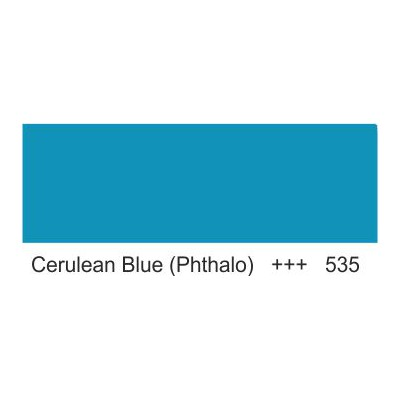 Cerulean Blue (Phthalo) 535