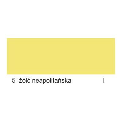 5 żółć naopolitańska grupa 1