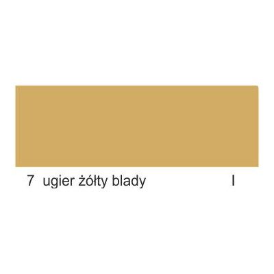 7 ugier żółty blady grupa I