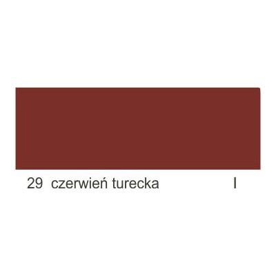 29 czerwień turecka I