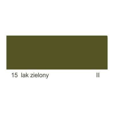 15 lak ielony II