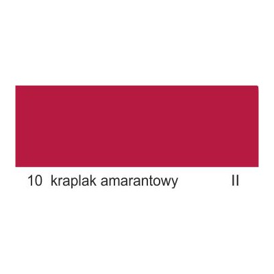 10 kraplak amarantowy II
