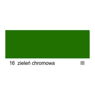 16 zieleń chromowa III