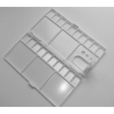 Paleta malarska, plastik - Renesans 20,5x10,5