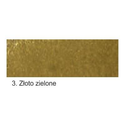 Pasta pozłotnicza - Złoto zielone 3 -  Renesans