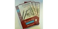 A4 Blok szkicowy, Accademia Schitzzi 120g, 50 ark.