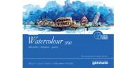 Blok Gamma Watercolour 300g 10ark 18x24