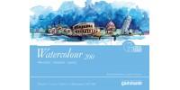 Blok Gamma Watercolour 200g 15ark 18x24