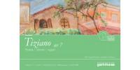 Blok Gamma Tiziano nr7 160g 15ark 22,5x32,5cm