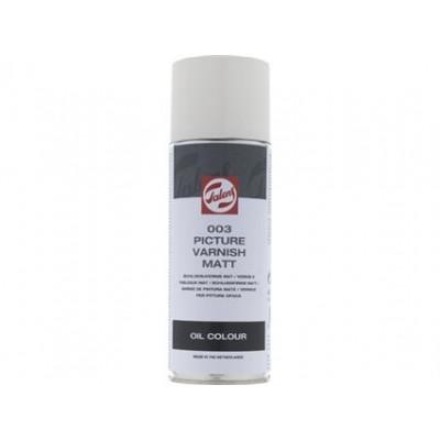 Werniks Końcowy Matowy Spray 003 Talens 400ml
