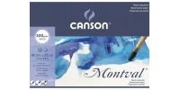 Blok Canson Montval Torchon 300g 12ark 18x25 cm
