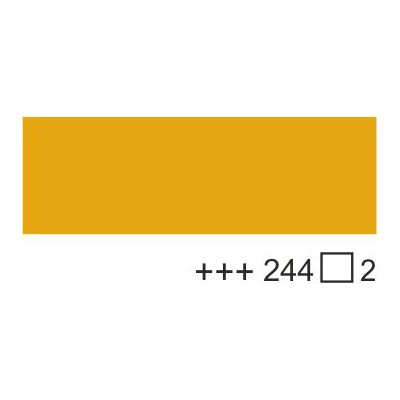 244 Indian yellow