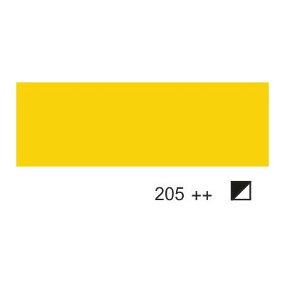Lemon yellow (primary) 205