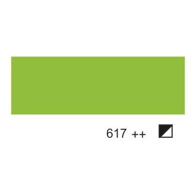 Yellowish green 617